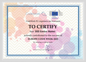 Europe Code Week 2021
